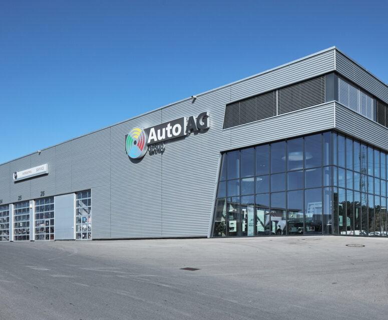 Hauptsitz der Auto AG Truck in Rothenburg